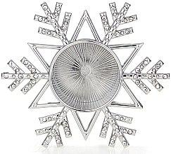 Духи, Парфюмерия, косметика Подсвечник для чайной свечи - Yankee Candle Twinkling Snowflake Tea Light Holder