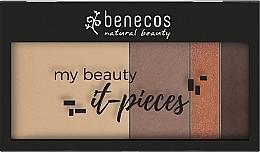 Духи, Парфюмерия, косметика Палетка для макияжа - Benecos It-Pieces Freaking Hot Palette Refill (сменный блок)