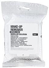 Духи, Парфюмерия, косметика Очищающие салфетки для нормальной кожи - Comodynes Make-up Remover Micellar Solution 3in1