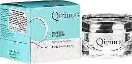 Духи, Парфюмерия, косметика Матирующий крем для лица - Qiriness Purify Control Cream