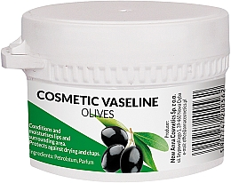Духи, Парфюмерия, косметика Крем для лица - Pasmedic Cosmetic Vaseline Olives
