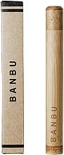 Духи, Парфюмерия, косметика Бамбуковый футляр для зубной щетки - Banbu Toothbrush Case