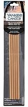 Духи, Парфюмерия, косметика Ароматические палочки - Yankee Candle Black Coconut Pre-Fragranced Reed Refill