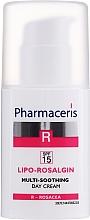 Духи, Парфюмерия, косметика Крем для сухой кожи лица успокаивающий раздражения - Pharmaceris R Lipo Rosalgin Multi-Soothing Cream