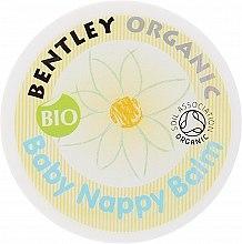 Духи, Парфюмерия, косметика Крем-бальзам под подгузник - Bentley Organic Baby Nappy Balm