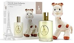 Духи, Парфюмерия, косметика Parfums Sophie La Girafe - (water/100ml+toy)