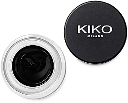 Духи, Парфюмерия, косметика Гелевая подводка для глаз - Kiko Milano Lasting Gel Eyeliner