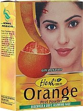 Духи, Парфюмерия, косметика Пилинг-маска для лица - Hesh Orange Peel Powder