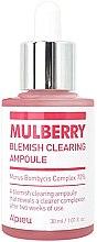 Духи, Парфюмерия, косметика Ампульная эссенция - A'pieu Mulberry Blemish Clearing Ampoule