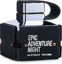 Emper Epic Adventure Night - Туалетная вода — фото N1