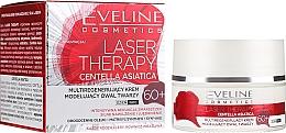 Духи, Парфюмерия, косметика Крем для лица 60+ - Eveline Cosmetics Laser Therapy Centella Asiatica 60+