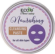 Духи, Парфюмерия, косметика Очищающая паста для лица - ECO U Nourishing Cleansing Paste For All Skin Types