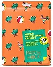 Духи, Парфюмерия, косметика Патчи для лица и тела с экстрактом кактуса - Patch Holic Sticker Soothing Patch Vacation