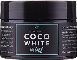 Духи, Парфюмерия, косметика Зубной порошок - Star Smile CoCo White Mint