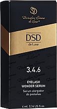Духи, Парфюмерия, косметика Сыворотка для роста ресниц №3.4.6 - Divination Simone De Luxe DSD Eyelash Wonder Serum