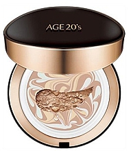 Духи, Парфюмерия, косметика Крем-пудра для лица, со сменным блоком - AGE 20's Signature Pact Intense Cover SPF50+/PA+++