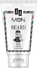 Духи, Парфюмерия, косметика Гель для умывания бороды и лица - AA Men Beard Face Gel