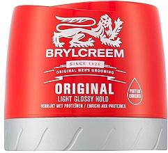 Духи, Парфюмерия, косметика Крем для укладки волос - Brylcreem Original Light Glossy Hold