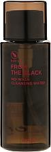 Духи, Парфюмерия, косметика Очищающая вода - A'pieu From The Black No Wash Cleansing Water