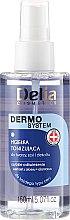 Духи, Парфюмерия, косметика Тонизирующий спрей для лица, шеи и декольте - Delia Dermo System