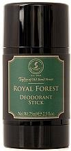 Духи, Парфюмерия, косметика Taylor of Old Bond Street Royal Forest - Дезодорант-стик