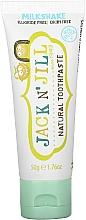 Духи, Парфюмерия, косметика Детская зубная паста с календулой, молочный коктейль - Jack N' Jill Milkshake Natural Toothpaste