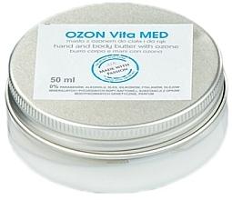 Духи, Парфюмерия, косметика Масло для тела и рук - The Secret Soap Store Ozon Vita Med