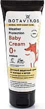 Духи, Парфюмерия, косметика Детский защитный крем от холода и ветра на основе растительного воска из пророщенных зерен ячменя - Botavikos Herbal Mom & Baby Care