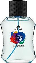 Духи, Парфюмерия, косметика Adidas Team Five - Туалетная вода