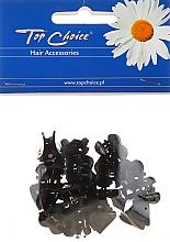 Духи, Парфюмерия, косметика Заколка для волос 25228, черная - Top Choice