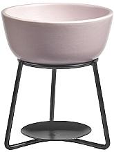 Духи, Парфюмерия, косметика Аромалампа - Yankee Candle Grey Lilac Pebble Wax Melt Warmer