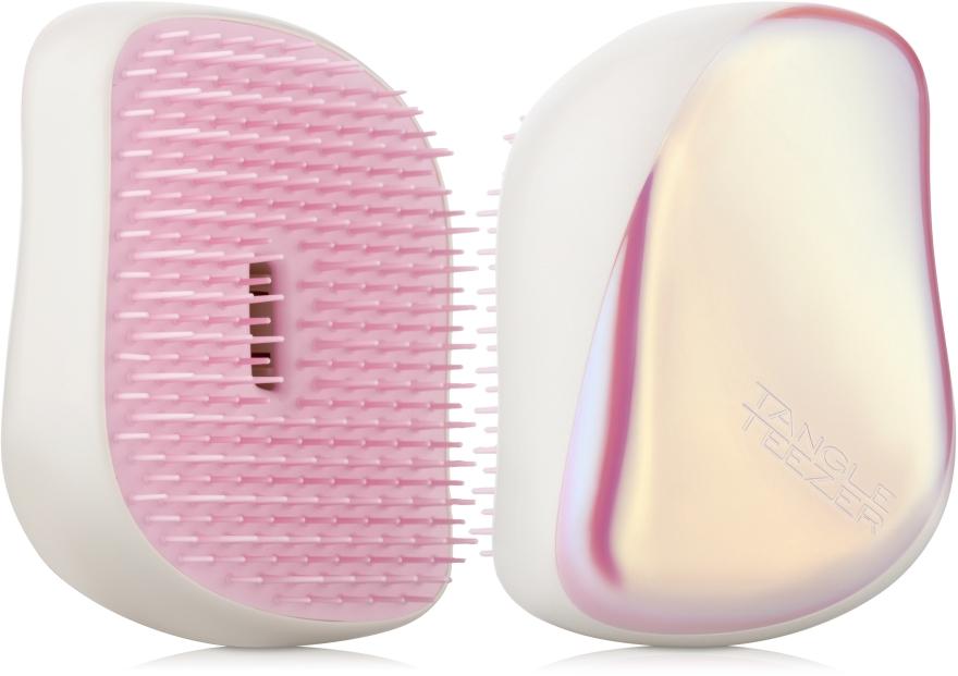 Компактная расческа для волос - Tangle Teezer Compact Styler Smooth and Shine — фото N1