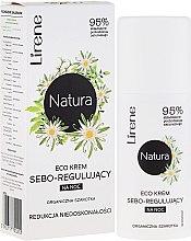 """Духи, Парфюмерия, косметика Ночной крем для лица """"Эдельвейс"""" - Lirene Natura Eco Cream"""