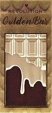 Духи, Парфюмерия, косметика Палетка теней для век, 16 оттенков - I Heart Revolution I Chocolate Eyeshadow Palette