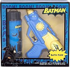Духи, Парфюмерия, косметика DC Comics Batman - Набор (bath/foam/250ml + toy)