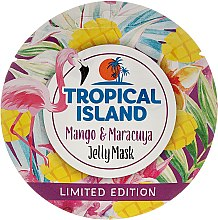 "Духи, Парфюмерия, косметика Маска для лица ""Манго и Маракуя"" - Marion Tropical Island Mango & Maracuya Jelly Mask"