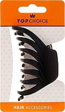 Духи, Парфюмерия, косметика Заколка для волос 25624, черная - Top Choice