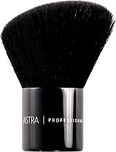 Духи, Парфюмерия, косметика Компактная кисть для пудры - Astra Make-Up Kabuki Brush
