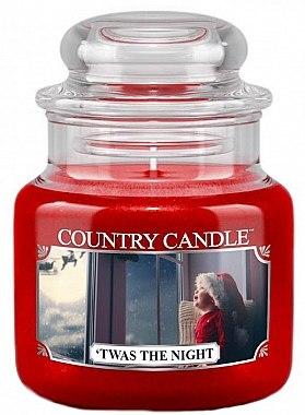 Ароматическая свеча в банке - Country Candle Twas The Night — фото N1