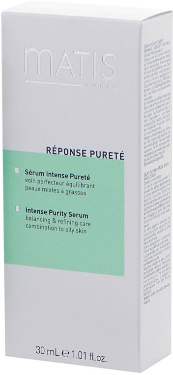 Сыворотка интенсивная очищающая - Matis Response Purete Intense Purity Serum — фото N2