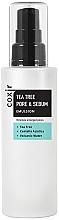 Духи, Парфюмерия, косметика Эмульсия для лица - Coxir Tea Tree Pore & Sebum Emulsion