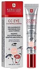 Духи, Парфюмерия, косметика СС-крем для кожи вокруг глаз - Erborian Finish CC Eye Cream