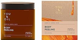 Духи, Парфюмерия, косметика Пилинг для тела - You & Oil Amber. Body Peeling