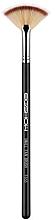 Духи, Парфюмерия, косметика Кисть для макияжа F655 - Eigshow Beauty Small Fan Brush