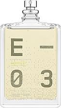Духи, Парфюмерия, косметика Escentric Molecules Escentric 03 - Туалетная вода