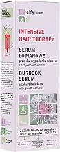 Духи, Парфюмерия, косметика Репейная сыворотка для волос - Elfa Pharm Burdock Serum