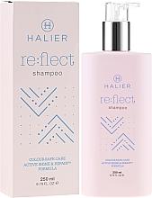 Духи, Парфюмерия, косметика Шампунь для защиты цвета окрашенных волос - Halier Re:flect Shampoo