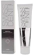 Духи, Парфюмерия, косметика Отбеливающая зубная паста для чувствительных зубов - SWISSDENT Gentle Whitening Toothpaste