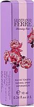 Духи, Парфюмерия, косметика Gianfranco Ferre Blooming Rose - Туалетная вода (мини)