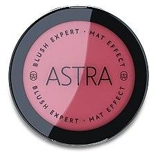 Духи, Парфюмерия, косметика Румяна - Astra Make-Up Blush Expert Mat Effect